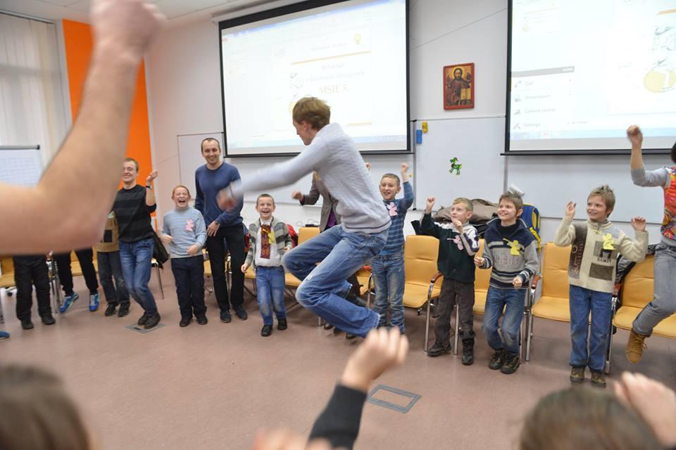 Свято Миколая організували учасники MSIE для дітей з неблагополучних сімей