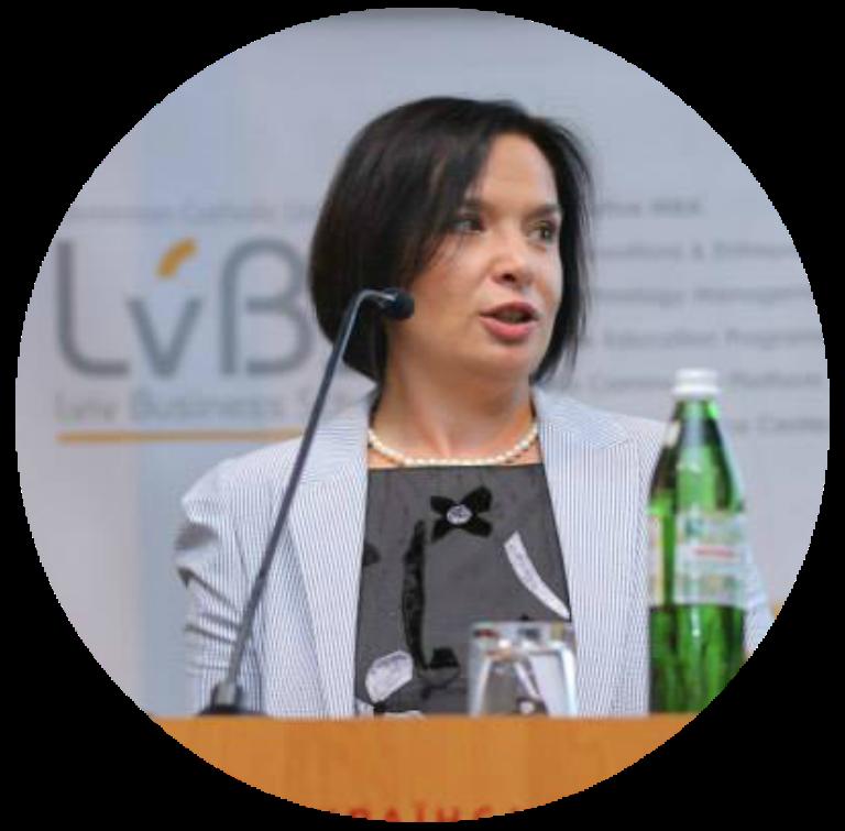 Yaryna Boychuk