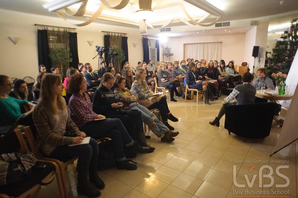 Зустріч дискусійного клубу «Бізнес Credo»