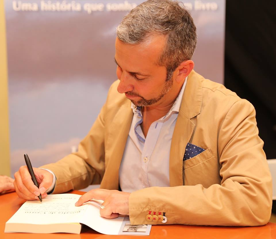 Joao Perre Viana Publishes His First Novel