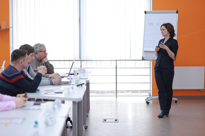 Анна Гончарик про комунікації в кризу