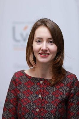 Lyudmyla Kryzhanovska