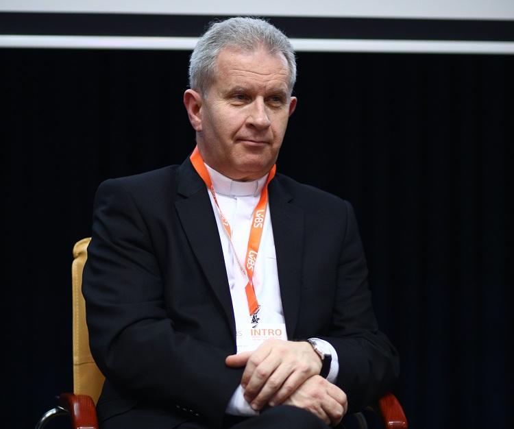 Reverend Bohdan Prakh