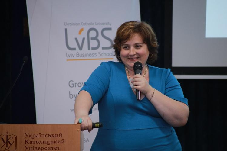 Yaryna Klyuchkovska