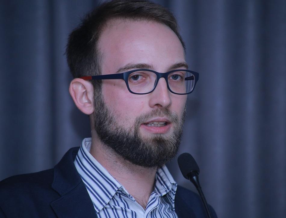 Артем Корнецький на Intro Talk в LvBS